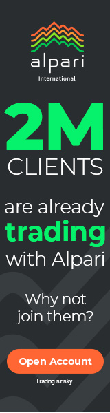 Alpari is the best FOREX broker for you